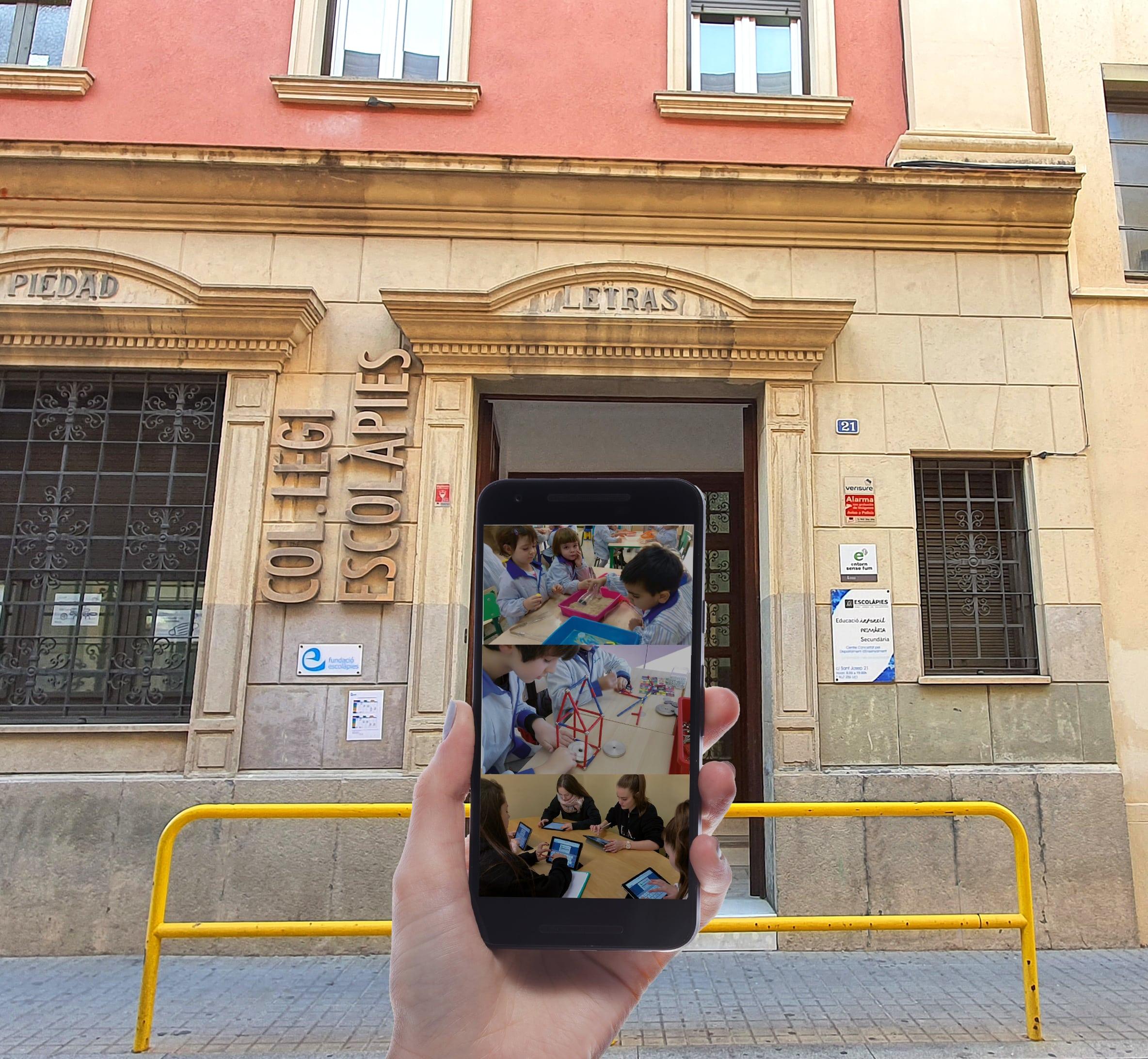 Escolàpies Sabadell portes obertes virtuals