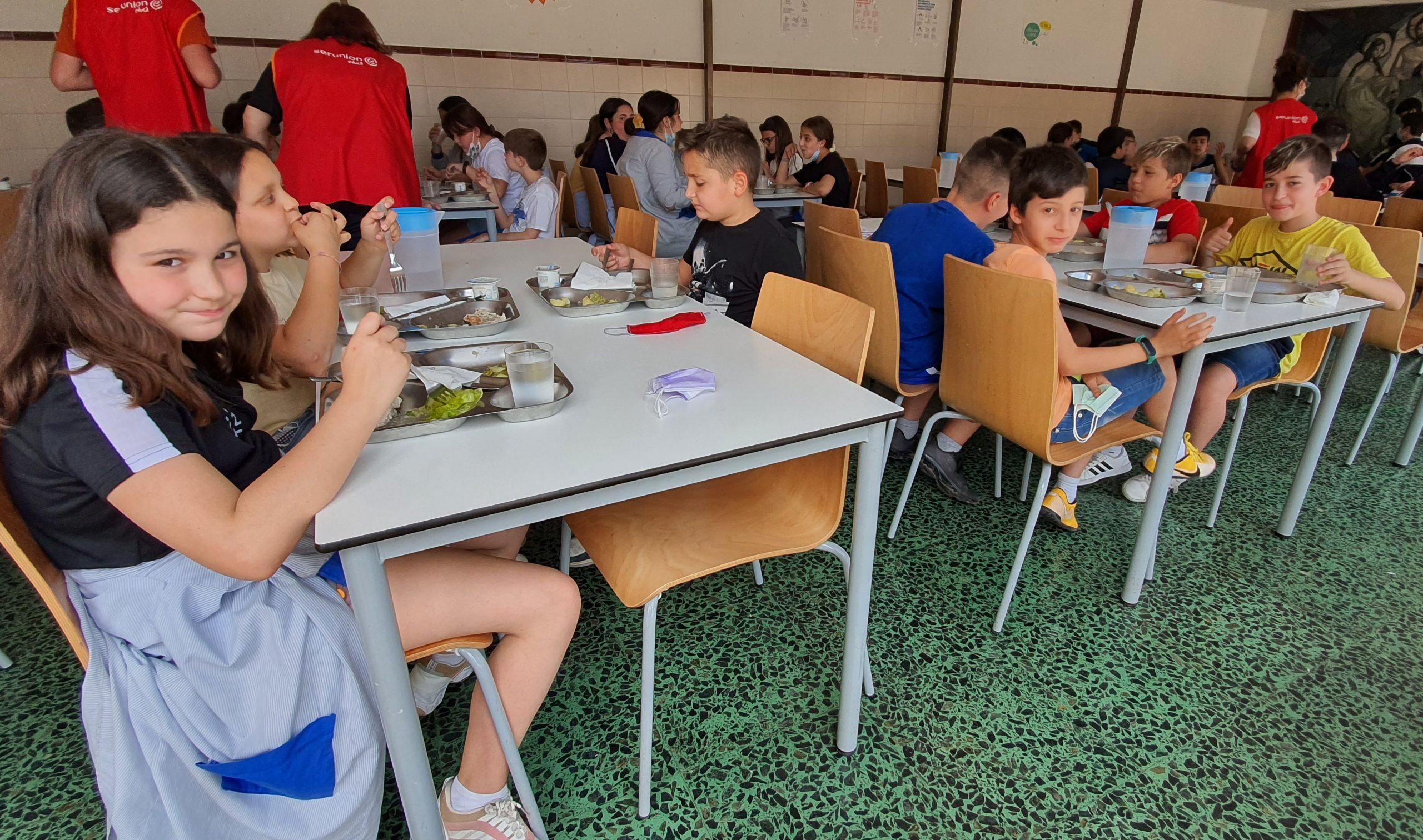 comedor Escolapias Sabadell